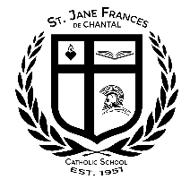 St. Jane Frances de Chantal School